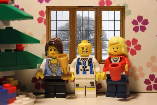 Lego: Merry Christmas