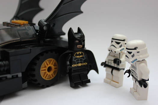 LEGO: Not Bad Eh Guys?