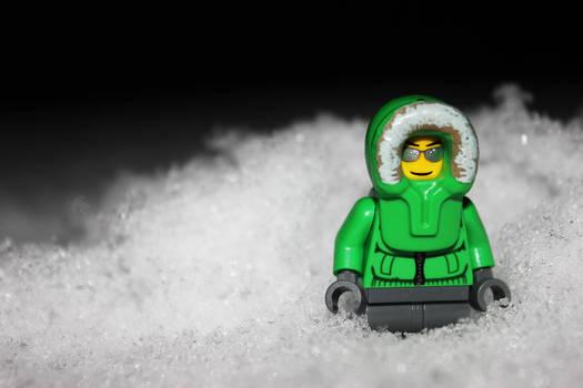 LEGO: Lets Go Outside