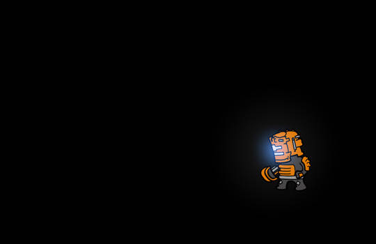 Isaac in the Dark