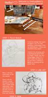 How I Do Traditional Stuff by OneEyedNeko
