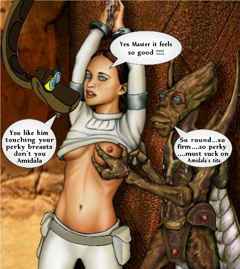 Star wars padme porn lexi pretty