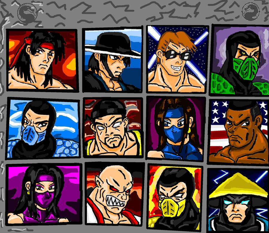 Mortal Kombat Fighters 2