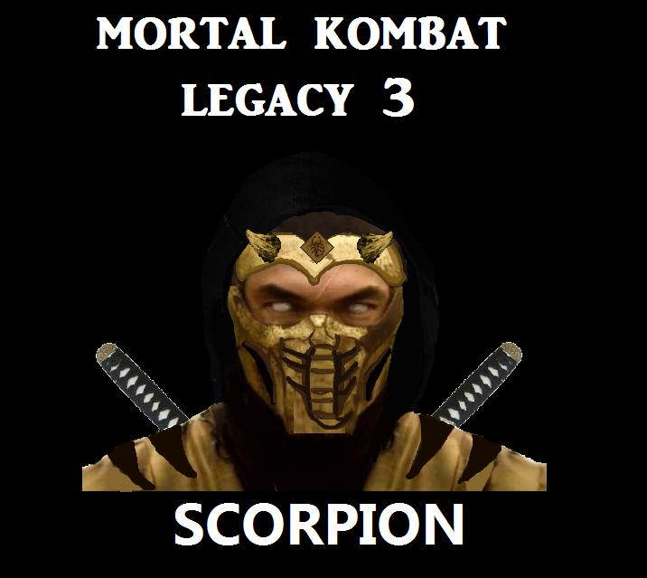 mortal kombat legacy 3 scorpion by luismortalkombat14 on