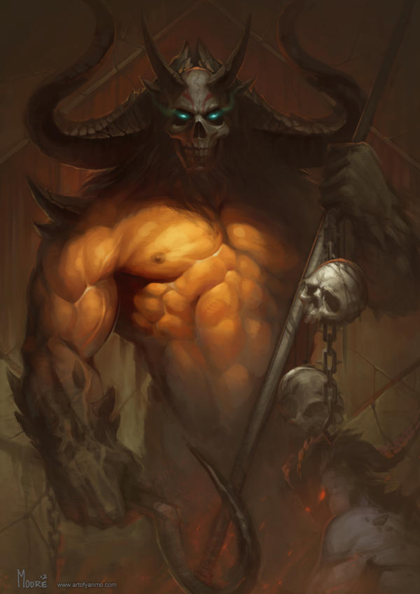 Lord of Torture by YanmoZhang