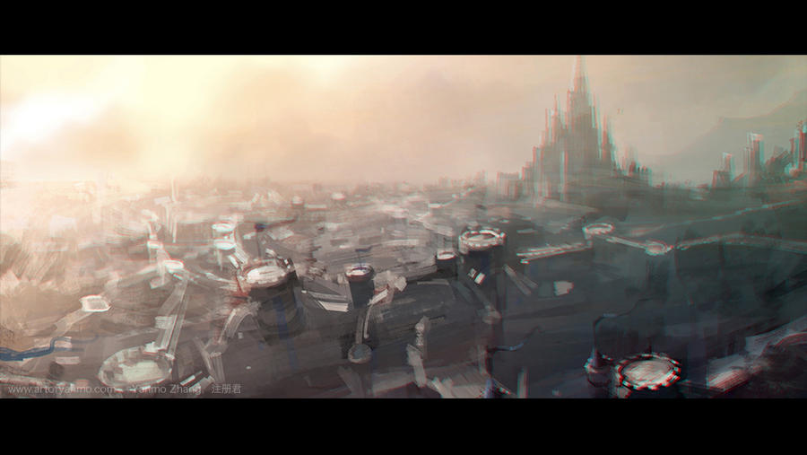 Impression of Warcraft Movie Trailer #2 by YanmoZhang
