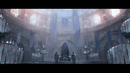 Impression of Warcraft Movie Trailer #4 by YanmoZhang