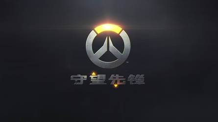 Design for Overwatch in Chinese Version