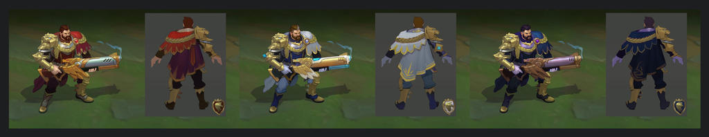 Chroma Concept for Victorious Graves