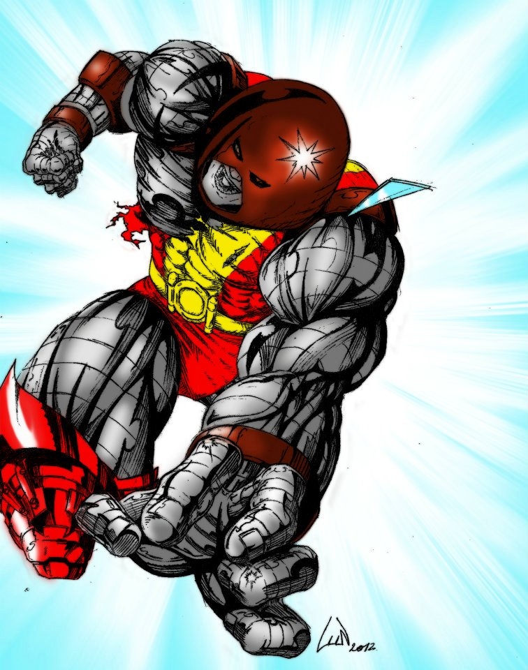 unstoppable colossus wallpaper - photo #4