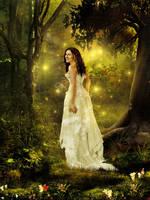 Fireflies by love-raider
