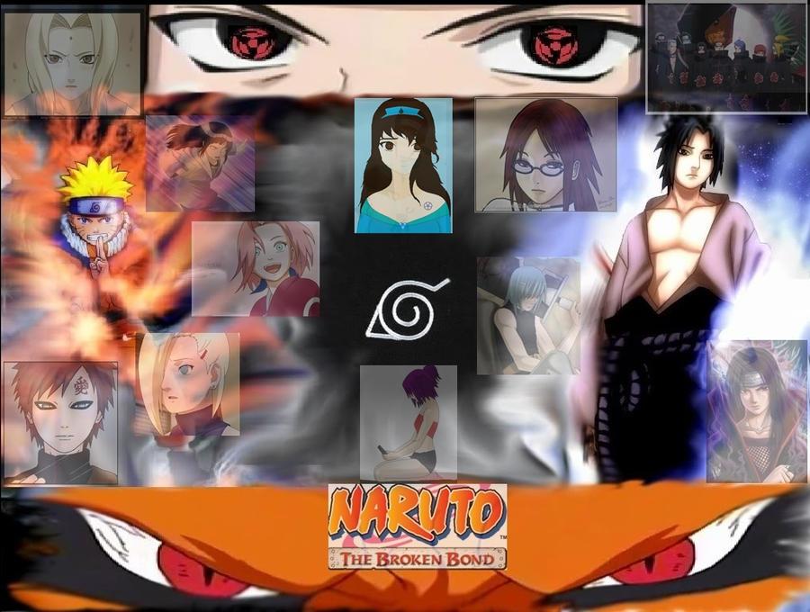 Naruto: Broken Bonds
