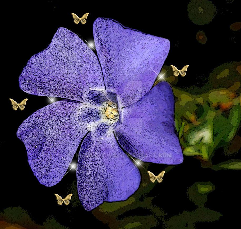 Blue by nmmarkowa