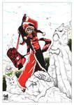Commission - Harley Quinn