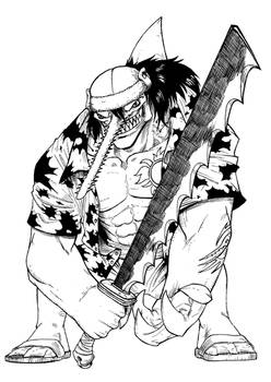 One Piece - Arlong