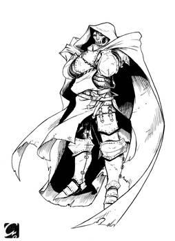 Commission - Doctor Doom Lines