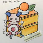 Art a Day (Day 122 - Mr. Mime)