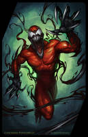 Carnage (Venomverse) by Med0ed