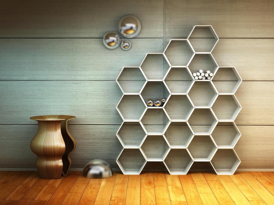 shelf by yurishopa