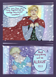 Aph: Frozen - You don't have to live in fear!