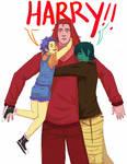 DHMIS: surprise hug