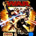 Justice League - War (2014) - ico