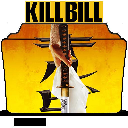 Kill Bill Vol 1 2003 Folder Icon By Hossamabodaif On Deviantart
