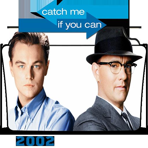Catch Me If You Can 2002 Folder Icon By Hossamabodaif On Deviantart