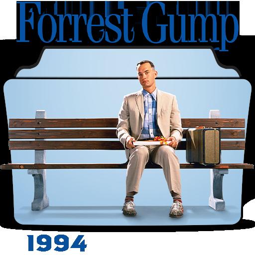 Forrest Gump 1994 Folder Icon By Hossamabodaif On Deviantart