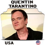 Quentin Tarantino - Folder icon