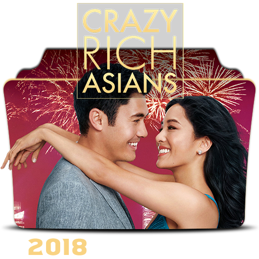 Crazy Rich Asians 2018 Folder Icon By Hossamabodaif On Deviantart
