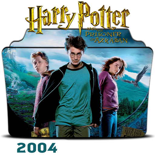 Harry Potter And The Prisoner Of Azkaban 2004 Icon By Hossamabodaif On Deviantart