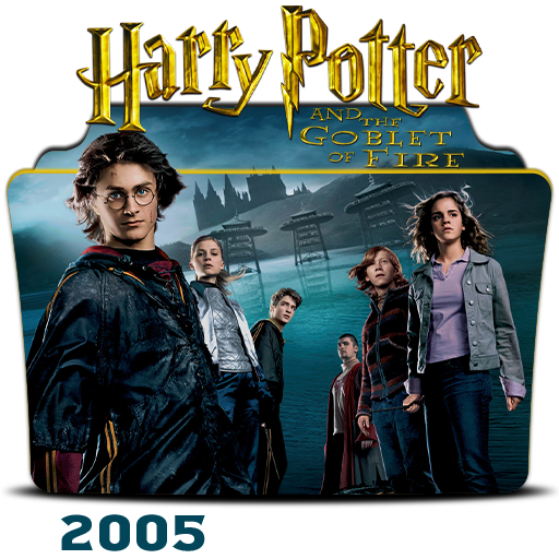 Harry Potter And The Goblet Of Fire 2005 Icon By Hossamabodaif On Deviantart