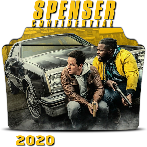 Spenser Confidential 2020 Folder Icon By Hossamabodaif On Deviantart