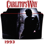 Carlito's Way (1993) Folder icon