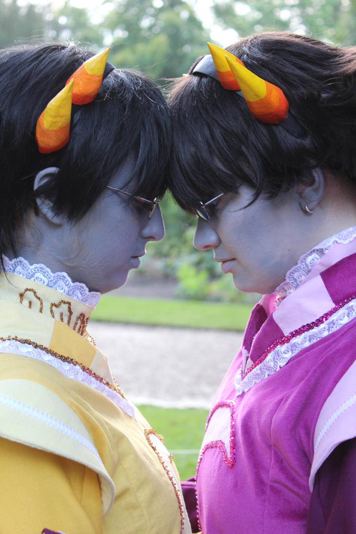 Homestuck Cosplay - Pagina 12 Sollux_mirror_by_envoysoldier-d5a12tf