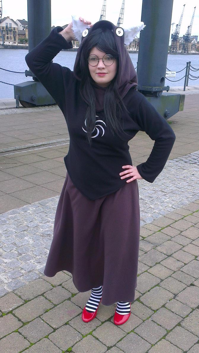 god tier Jade cosplay by envoysoldier