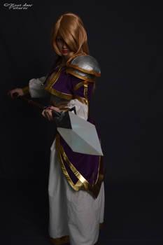 Jaina cosplay
