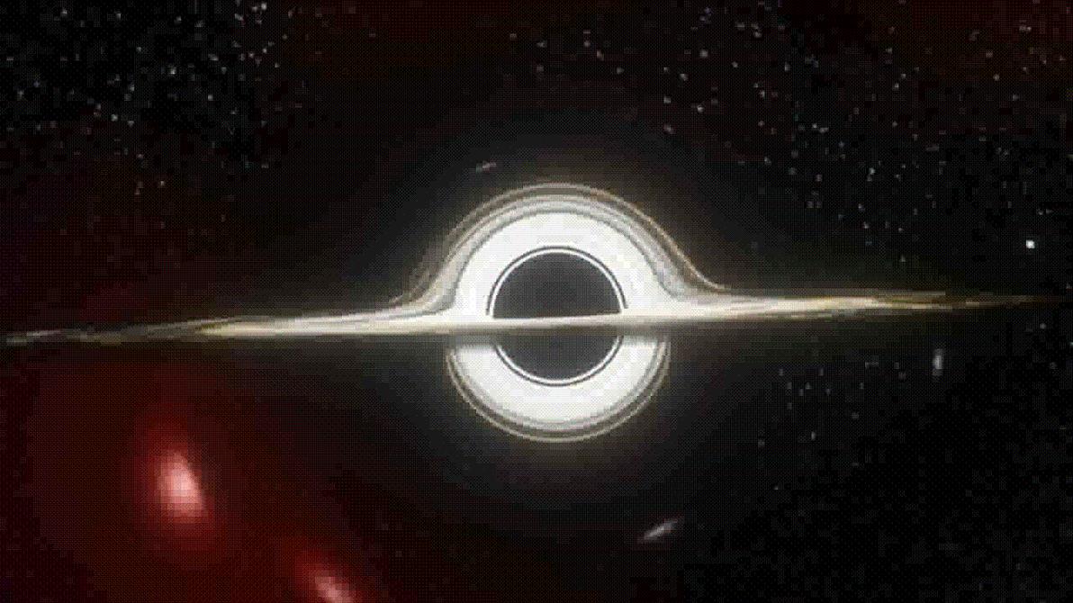 black holes rotation - photo #17