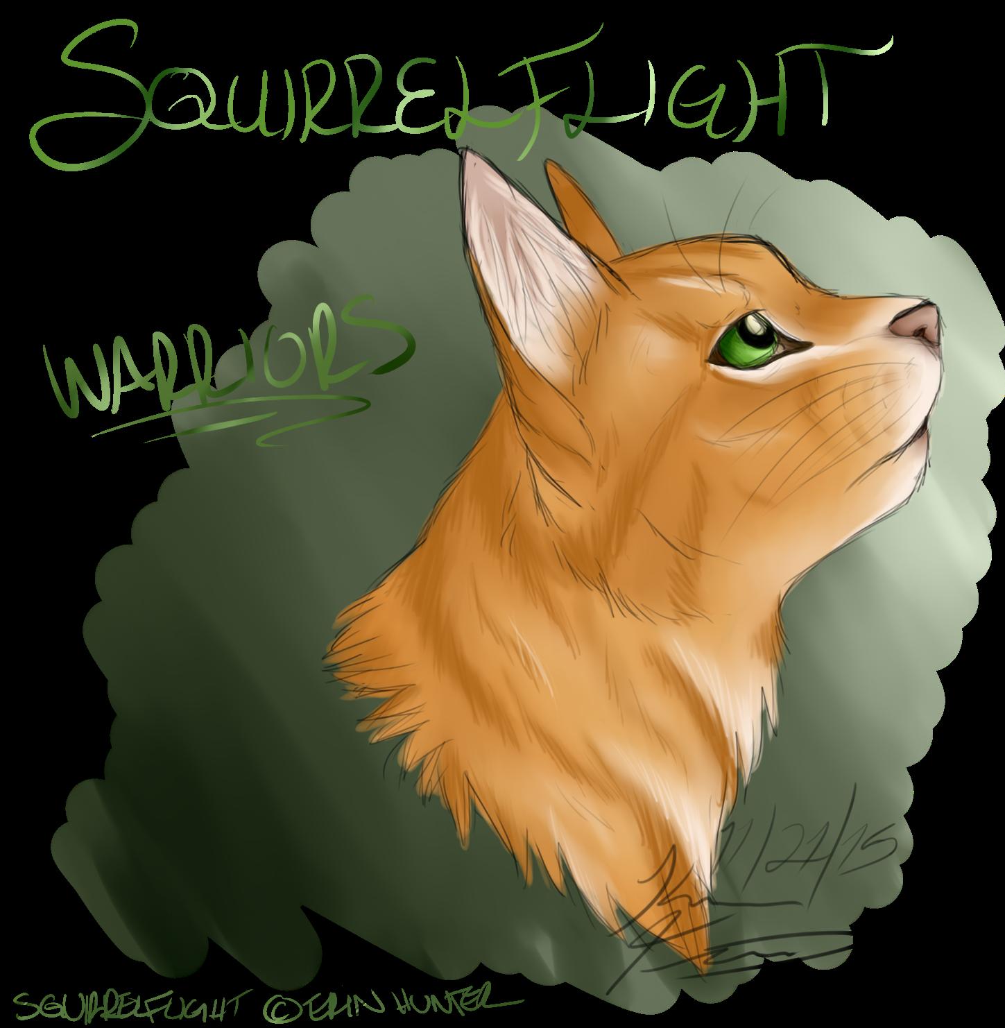 Warriors Erin Hunter Squirrelflight: WARRIORS :: Squirrelflight By Kemoh-Wintertail On DeviantArt