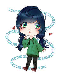 Chibi Ame by Minyeo-chan