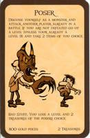 Munchkin Card - Poser by Flash321