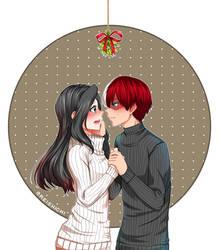 TodoMomo Sweaters+Mistletoe by Reishichi
