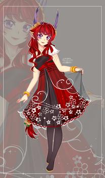 [OC] In a New Dress