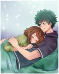 Sleep Well {IzuOcha}