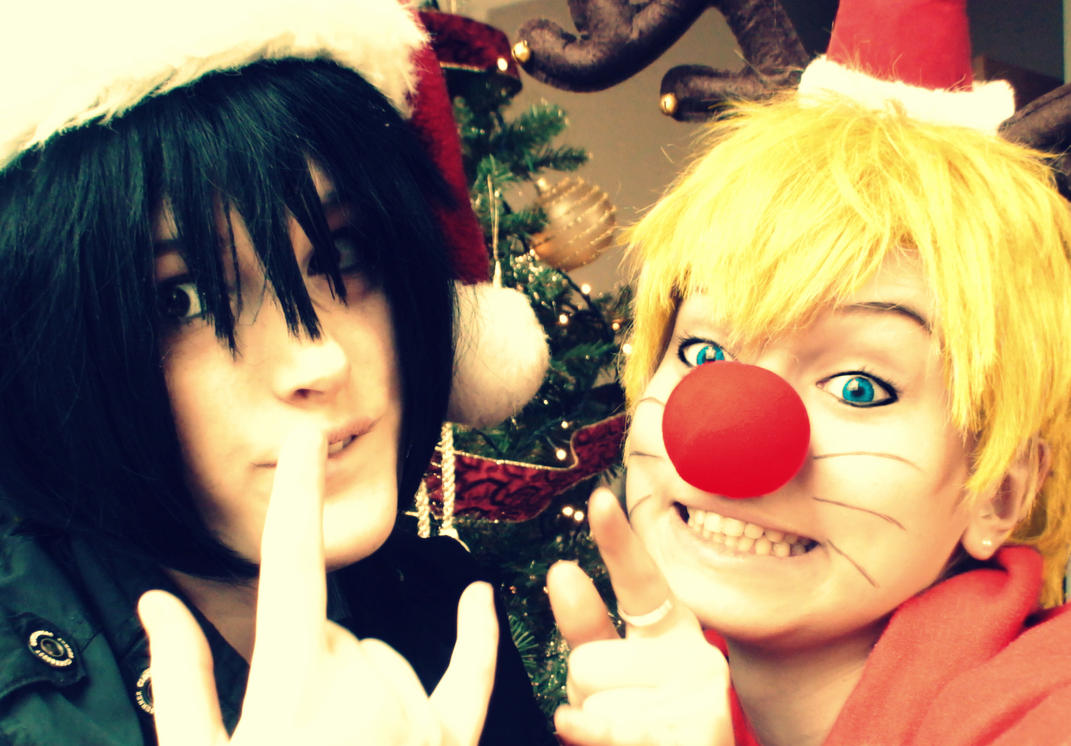 MERRY XMAS! by UnisonCosplayers