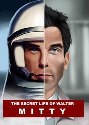 Secret Life of Walter Mitty by bLynnne