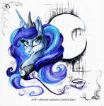 Luna Princess of the Night