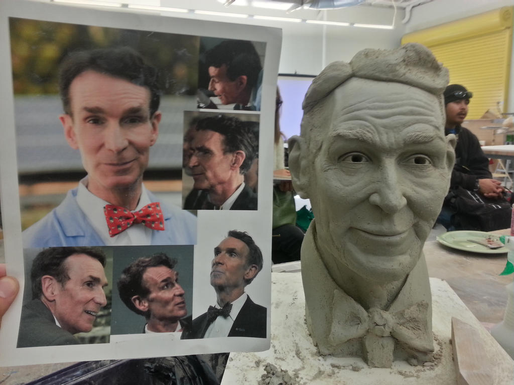 Bill Nye The Science Guy! by FaisalAlahmad