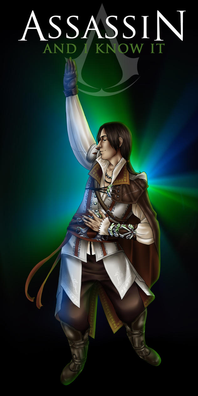 Assassin and I know it! by nanakohojo